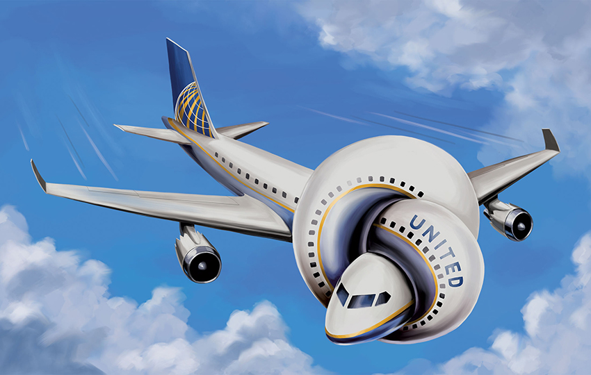 United Airlines in a Knot_Rez